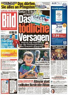 Bild-Zeitung 30. Mai 2020