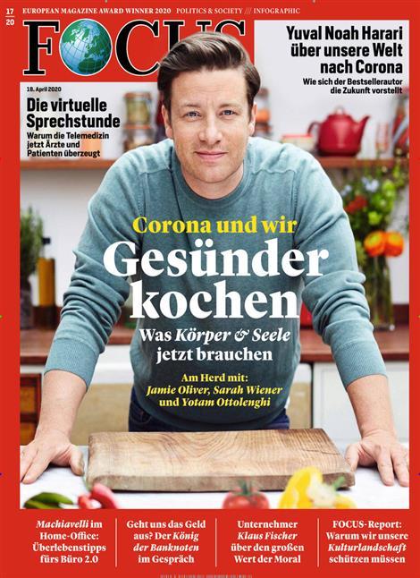 Cover Focus-Zeitschrift 17 2020