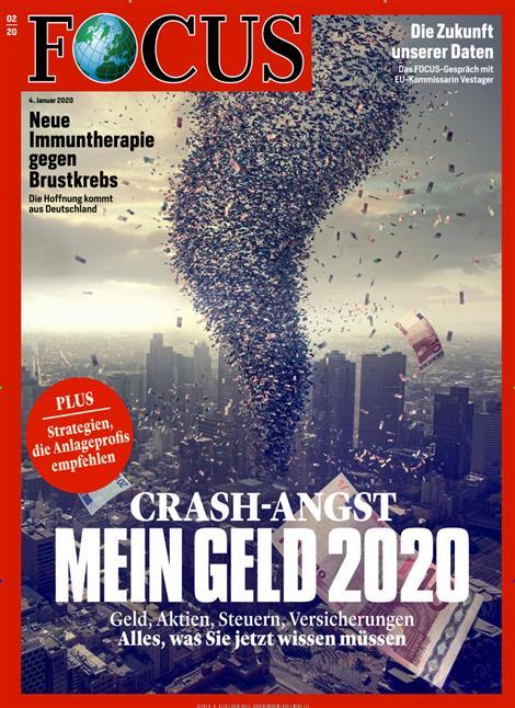 Cover Focus-Zeitschrift 2 2020