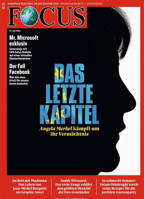 Cover Focus-Zeitschrift 27 2020