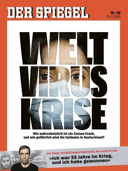 Cover Spiegel-Zeitschrift 10 2020