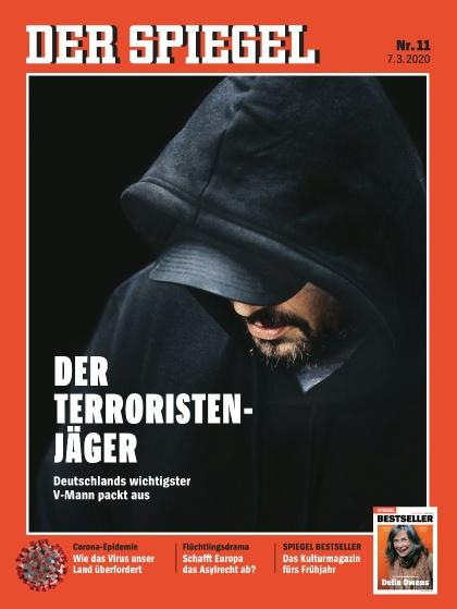 Cover Spiegel-Zeitschrift 11 2020