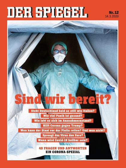 Cover Spiegel-Zeitschrift 12 2020
