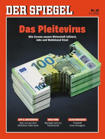 Cover Spiegel-Zeitschrift 15 2020