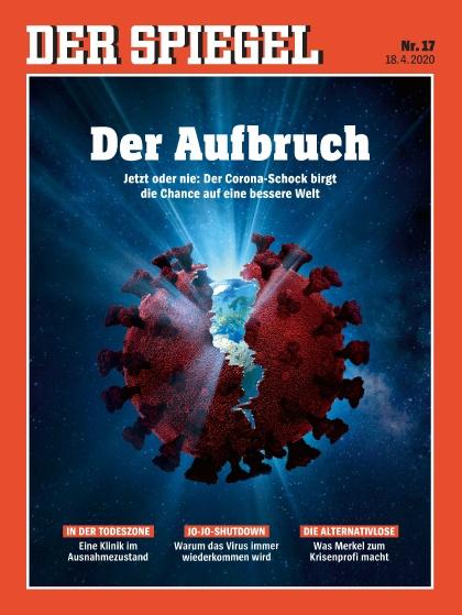 Cover Spiegel-Zeitschrift 17 2020