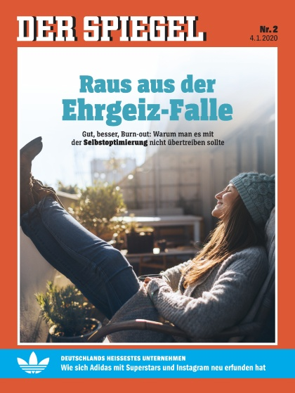 Cover Spiegel-Zeitschrift 2 2020