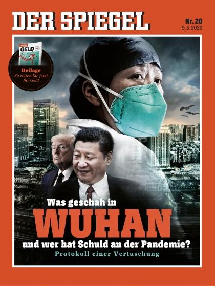 Cover Spiegel-Zeitschrift 20 2020