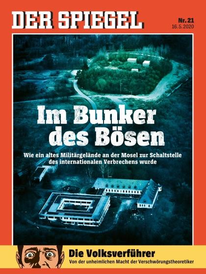 Cover Spiegel-Zeitschrift 21 2020