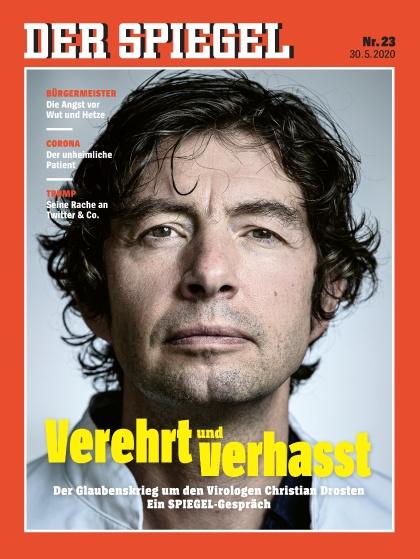 Cover Spiegel-Zeitschrift 23 2020
