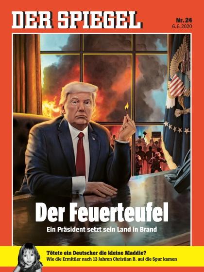 Cover Spiegel-Zeitschrift 24 2020