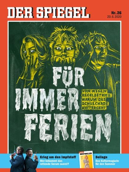 Cover Spiegel-Zeitschrift 26 2020