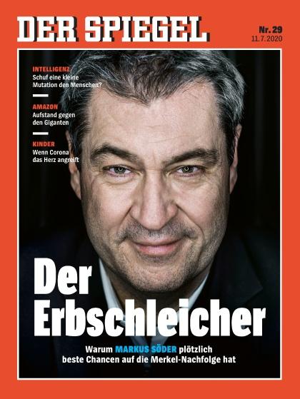 Cover Spiegel-Zeitschrift 29 2020