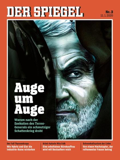 Cover Spiegel-Zeitschrift 3 2020