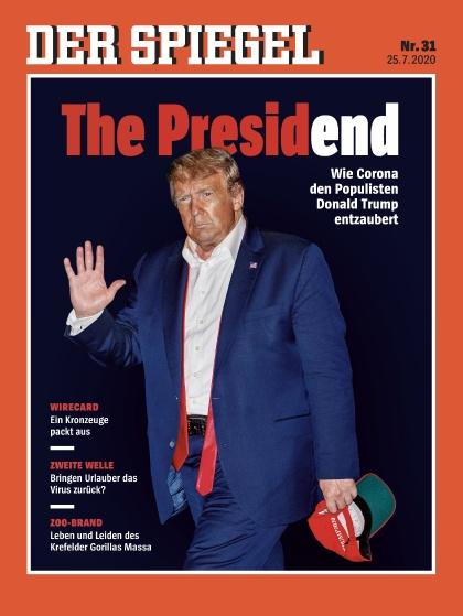 Cover Spiegel-Zeitschrift 31 2020