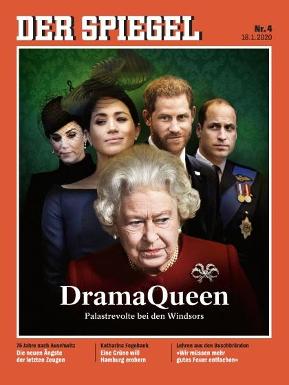 Cover Spiegel-Zeitschrift 4 2020