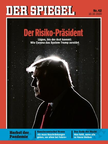 Cover Spiegel-Zeitschrift 42 2020
