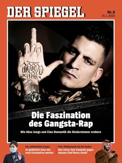 Cover Spiegel-Zeitschrift 5 2020