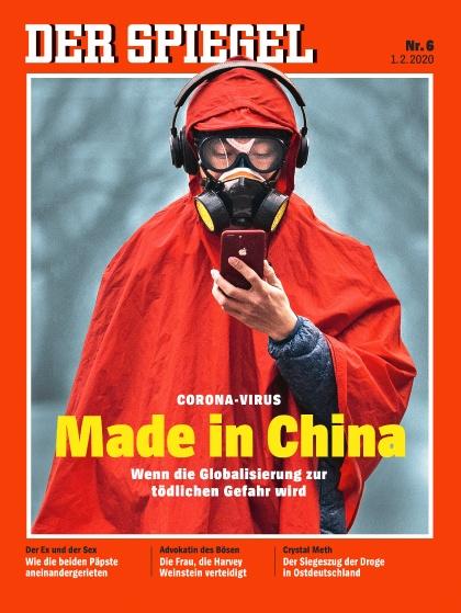 Cover Spiegel-Zeitschrift 6 2020