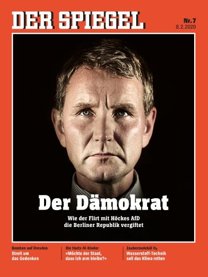 Cover Spiegel-Zeitschrift 7 2020
