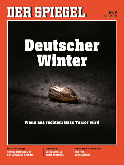 Cover Spiegel-Zeitschrift 9 2020