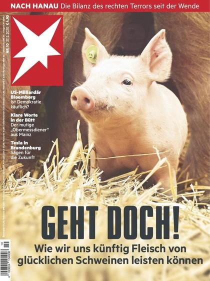 Cover Stern-Zeitschrift 10 2020