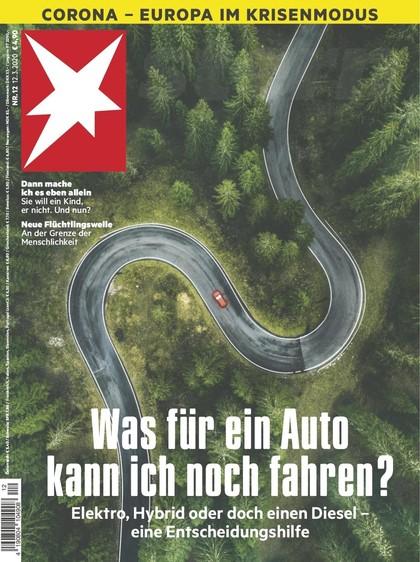 Cover Stern-Zeitschrift 12 2020