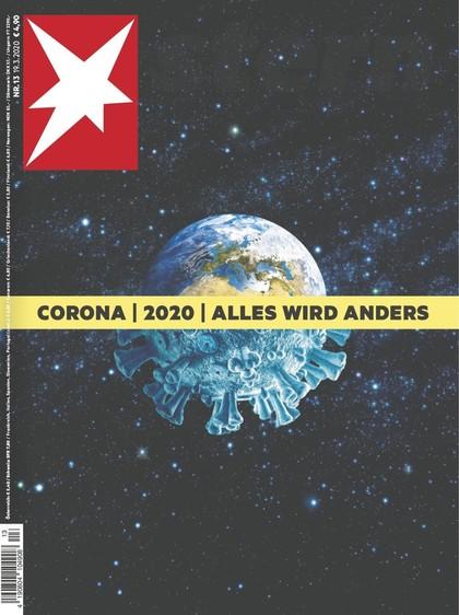 Cover Stern-Zeitschrift 13 2020