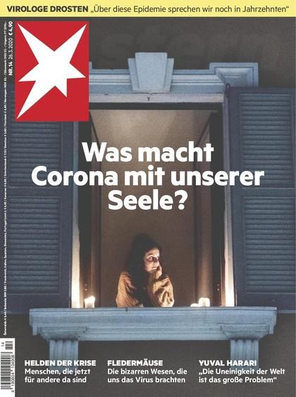 Cover Stern-Zeitschrift 14 2020