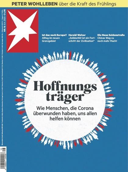 Cover Stern-Zeitschrift 16 2020