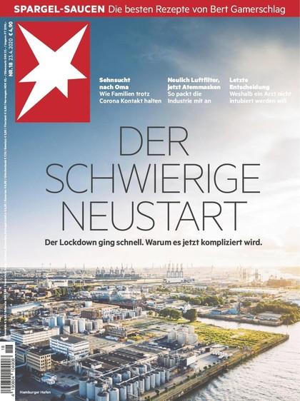 Cover Stern-Zeitschrift 18 2020