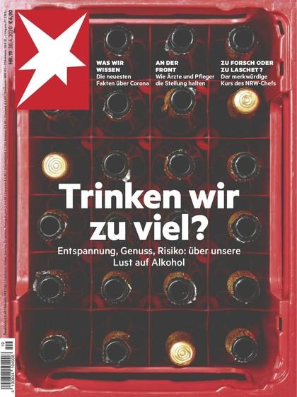Cover Stern-Zeitschrift 19 2020