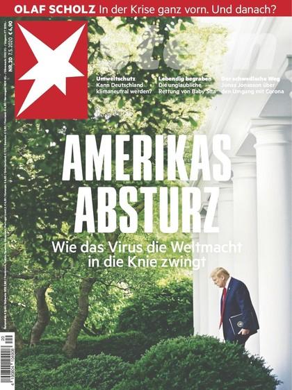 Cover Stern-Zeitschrift 20 2020