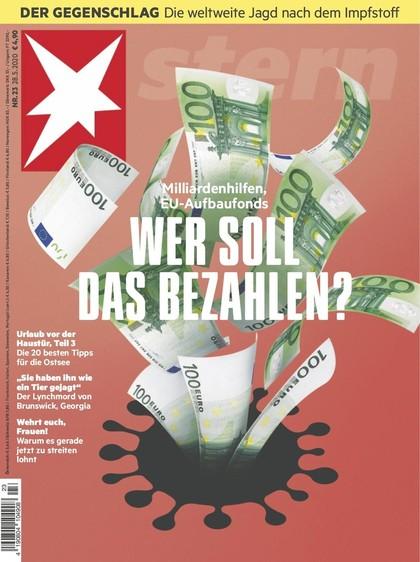 Cover Stern-Zeitschrift 23 2020