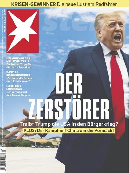 Cover Stern-Zeitschrift 24 2020