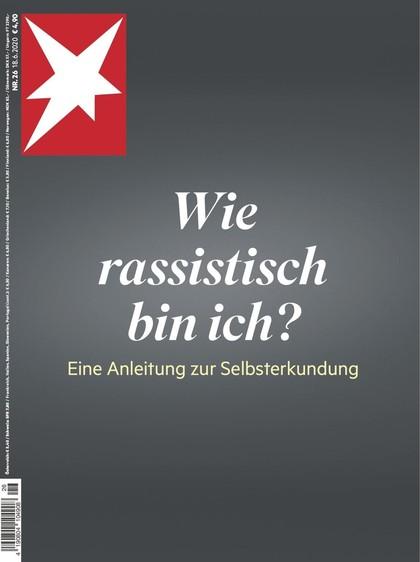 Cover Stern-Zeitschrift 26 2020