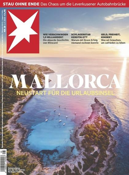 Cover Stern-Zeitschrift 28 2020