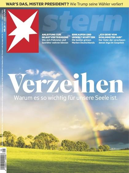 Cover Stern-Zeitschrift 29 2020