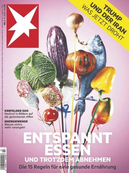 Cover Stern-Zeitschrift 3 2020