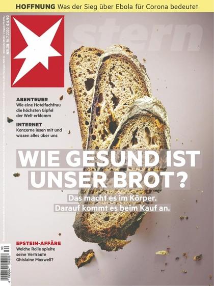 Cover Stern-Zeitschrift 30 2020