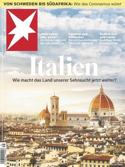 Cover Stern-Zeitschrift 31 2020