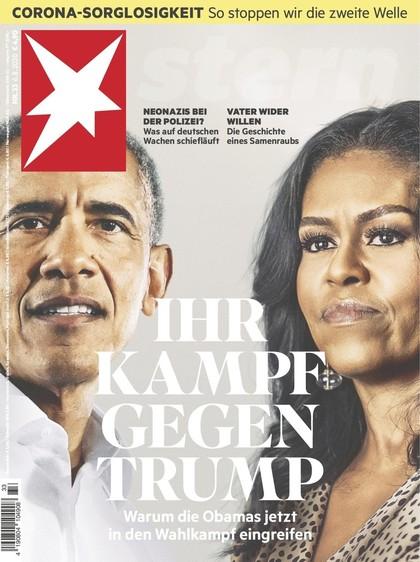Cover Stern-Zeitschrift 33 2020