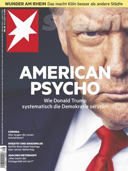 Cover Stern-Zeitschrift 38 2020