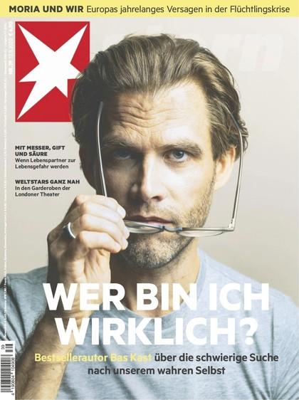 Cover Stern-Zeitschrift 39 2020