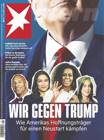 Cover Stern-Zeitschrift 41 2020