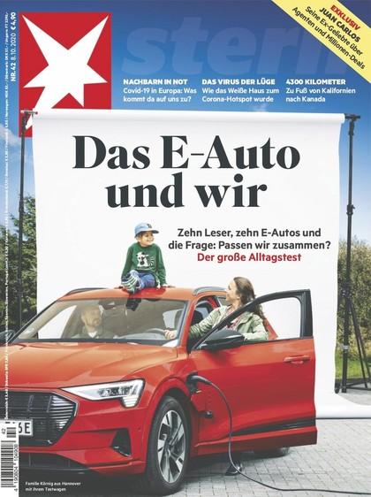Cover Stern-Zeitschrift 42 2020