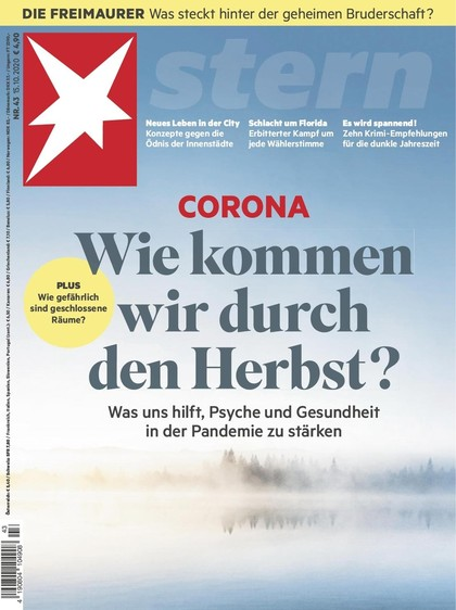 Cover Stern-Zeitschrift 43 2020