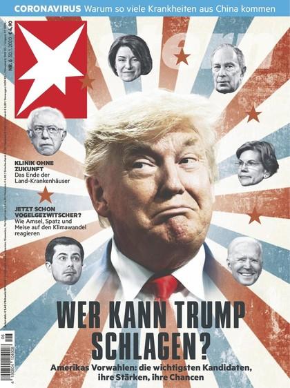 Cover Stern-Zeitschrift 6 2020