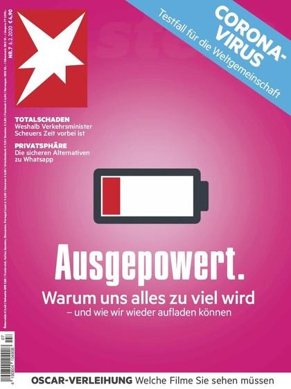 Cover Stern-Zeitschrift 7 2020