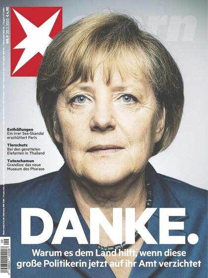 Cover Stern-Zeitschrift 9 2020